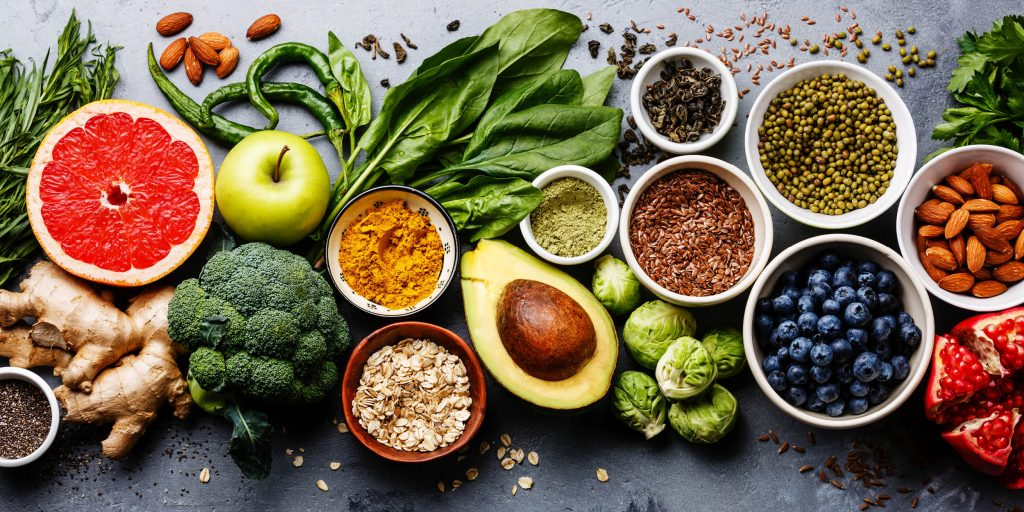 A healthy diet for those in recovery from addictions